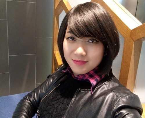 Hình ảnh của Huyền Trang khi còn khỏe mạnh. Ảnh: HT.