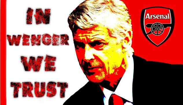 Đừng đổ tiếng oan cho Wenger