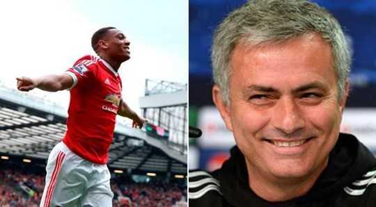 Nhưng Liverpool cần đề phòng việc Mourinho quyết định cho Man United chơi tử thủ và rình rập cơ hội để các cầu thủ tốc độ như Martial (trái) kết liễu đối thủ