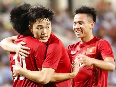 Xuân Trường về Việt Nam hai tuần trước AFF Cup 2016