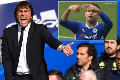 Conte không muốn cầu thủ tự ý hành động.