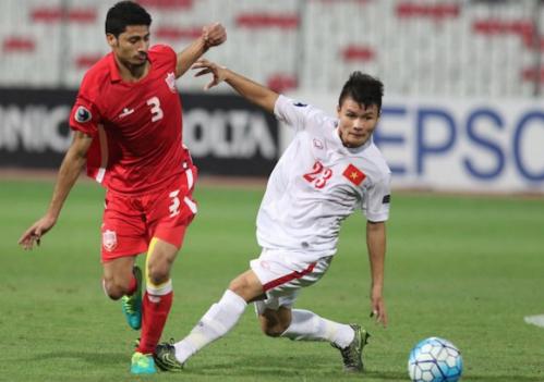 Việt Nam liên tiếp tạo ra bất ngờ tại giải U19 châu Á. Ảnh: AFC.