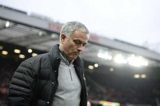 Mourinho hẳn đang cầu nguyện cho một sự cải thiện chất lượng hàng công