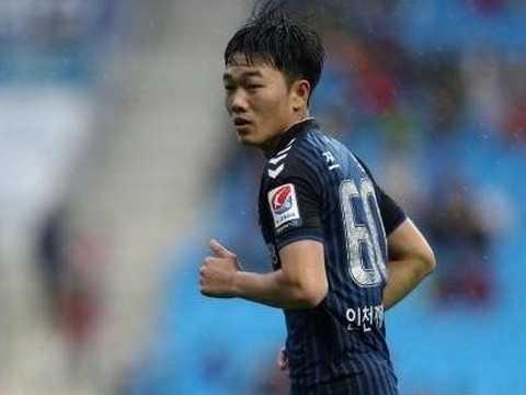 Xuân Trường được Incheon tín nhiệm ở trận thắng kịch tính Pohang Steelers