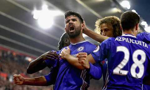 Chelsea đang thăng hoa với những con người mùa trước