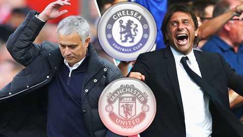 Muốn phục hưng M.U, Mourinho cần phải học Conte