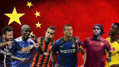 Trung Quốc sẽ khiến bóng đá thế giới xoay trục