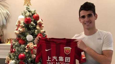 Oscar sang Trung Quốc dưỡng già ở tuổi 25