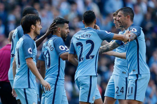 Hinh anh Link xem truc tiep Southampton vs Man City vong 33 Ngoai Hang Anh