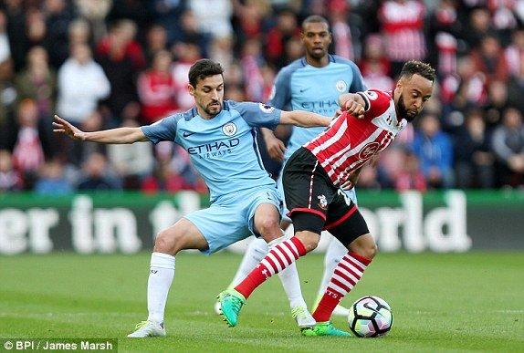 Hinh anh Link xem truc tiep Southampton vs Man City vong 33 Ngoai Hang Anh 11