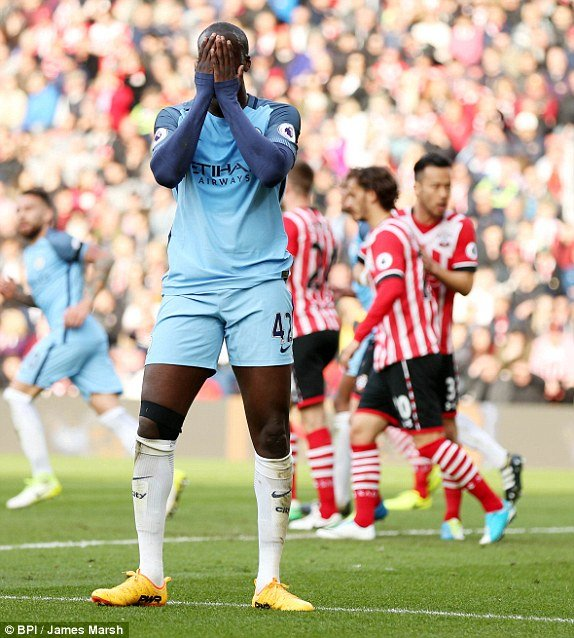 Hinh anh Link xem truc tiep Southampton vs Man City vong 33 Ngoai Hang Anh 13