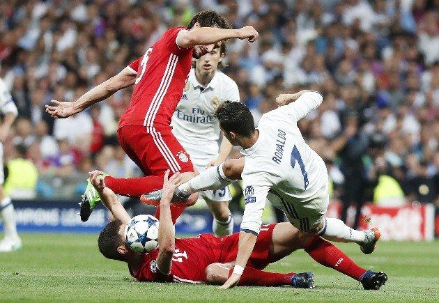 Hinh anh Link xem truc tiep Real Madrid vs Bayern Munich tu ket cup C1 chau Au 2017 17