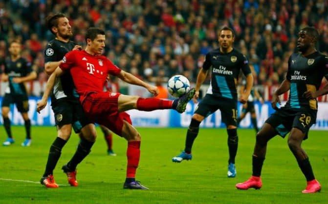 Hinh anh Link xem truc tiep Real Madrid vs Bayern Munich tu ket cup C1 chau Au 2017 5