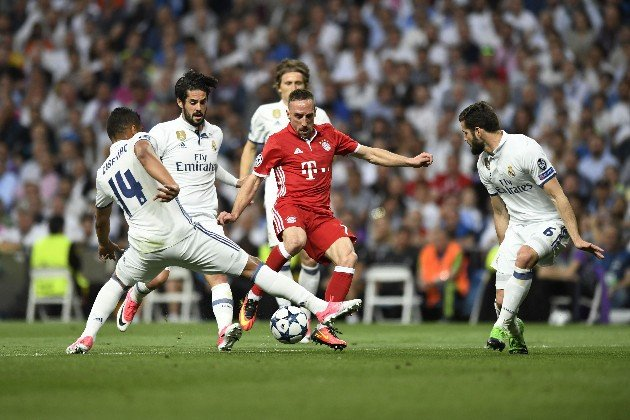 Hinh anh Link xem truc tiep Real Madrid vs Bayern Munich tu ket cup C1 chau Au 2017 9