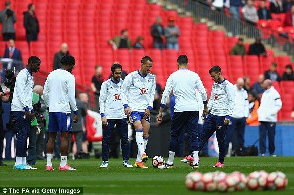 Hinh anh Link xem truc tiep Chelsea vs Tottenham ban ket FA Cup 6