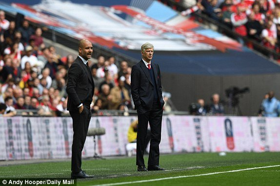 Hinh anh Link xem truc tiep Arsenal vs Man City ban ket FA Cup 2017 10