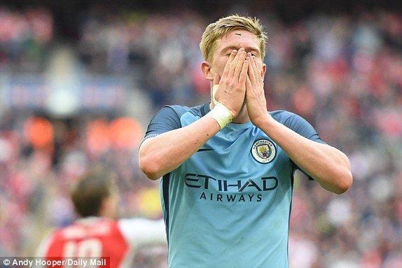 Hinh anh Link xem truc tiep Arsenal vs Man City ban ket FA Cup 2017 25