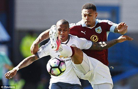 Hinh anh Link xem truc tiep Burnley vs MU vong 34 ngoai hang Anh 2017 8