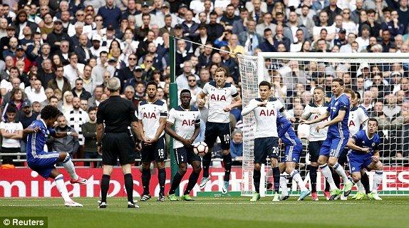 Hinh anh Link xem truc tiep Chelsea vs Tottenham ban ket FA Cup 10