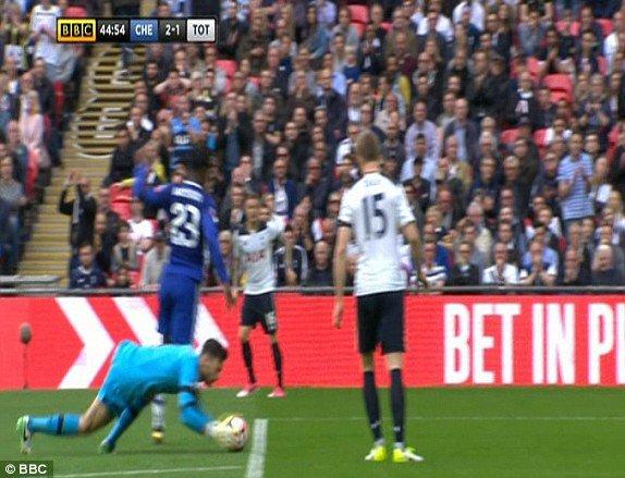 Hinh anh Link xem truc tiep Chelsea vs Tottenham ban ket FA Cup 9