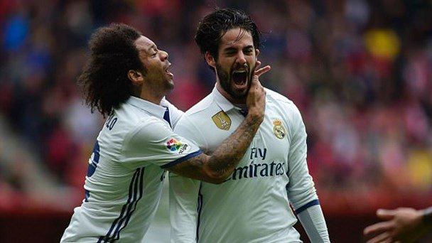 Hinh anh Link xem truc tiep Real Madrid vs Barca vong 33 La Liga 2017 3