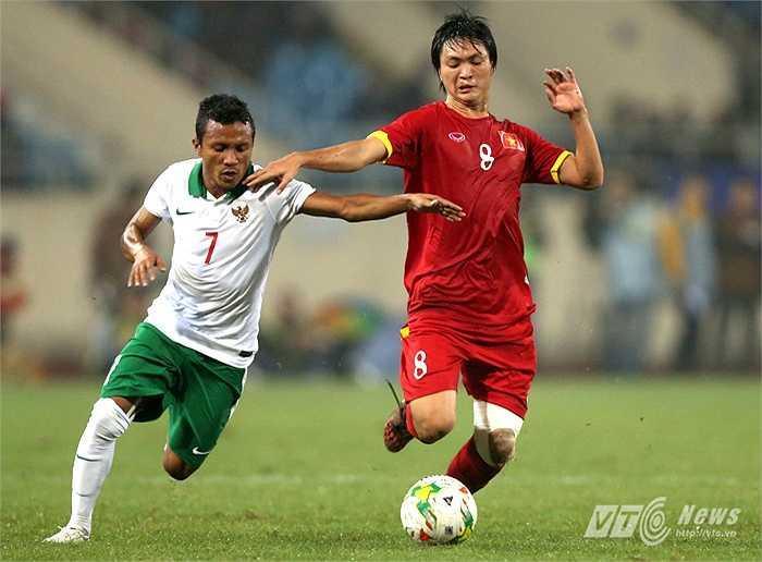 Hinh anh Dieu dang so nhat neu Tuan Anh da tran gap U20 Argentina