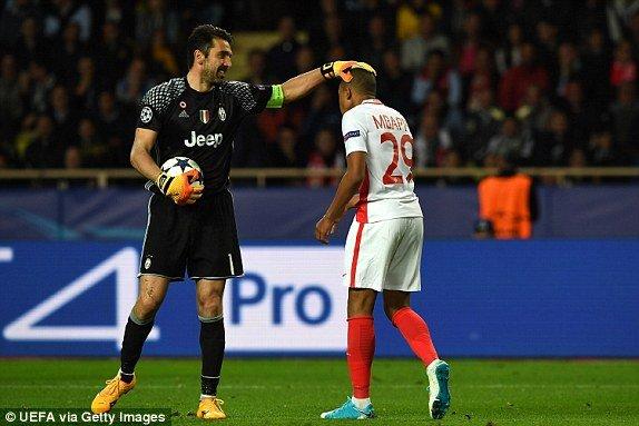 Hinh anh Link xem truc tiep Monaco vs Juventus Ban ket Cup C1 chau Au 2017 12