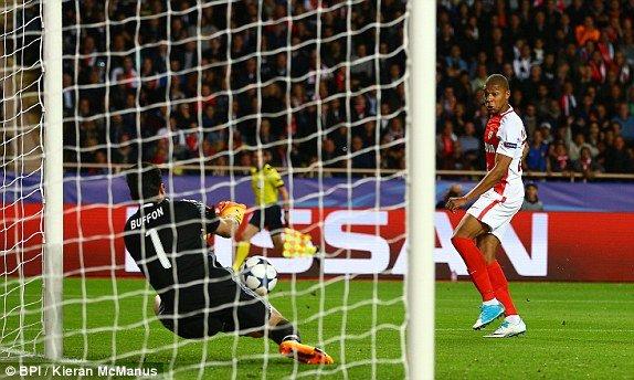 Hinh anh Link xem truc tiep Monaco vs Juventus Ban ket Cup C1 chau Au 2017 6