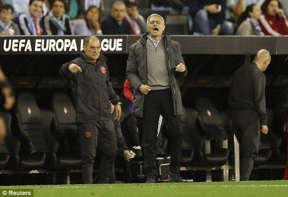 Hinh anh Link xem truc tiep Celta Vigo vs MU ban ket Europa League 2017 22