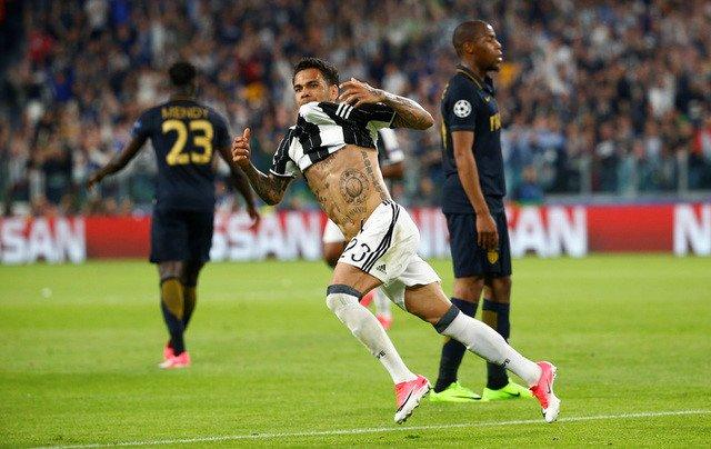 Hinh anh Link xem truc tiep Juventus vs AS Monaco Ban ket cup C1 chau Au 2017 13