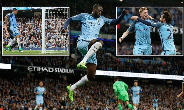 Hinh anh Man City, Liverpool, Arsenal se phai da play-off tranh suat du Champions League theo kich ban nao? 3