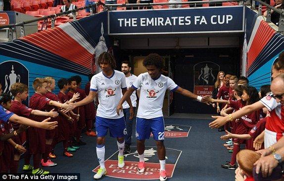 Hinh anh Truc tiep Arsenal vs Chelsea, link xem tran chung ket FA Cup 2017 10