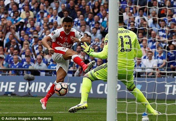 Hinh anh Truc tiep Arsenal vs Chelsea, link xem tran chung ket FA Cup 2017 12