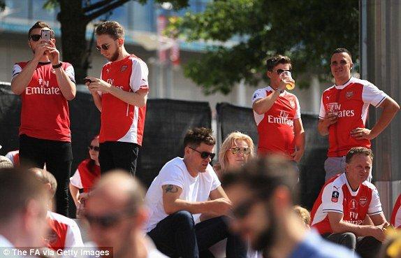 Hinh anh Truc tiep Chelsea vs Arsenal, link xem tran chung ket FA Cup 2017 4
