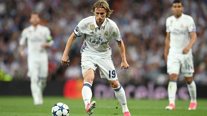 Luka Modric xứng đáng là nhạc trưởng xuất sắc nhất thế giới hiện tại