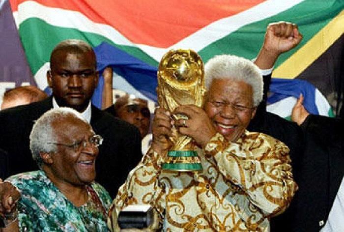 'Thể thao là phương tiện hữu hiệu có khả năng làm thay đổi cục diện thế giới, là công cụ hữu ích cho tương quan thân hữu và nền hòa bình của thế giới'