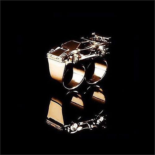 Chiếc nhẫn có thiết kế đặc biệt này được dành riêng cho các fan của dòng xe Lamborghini.