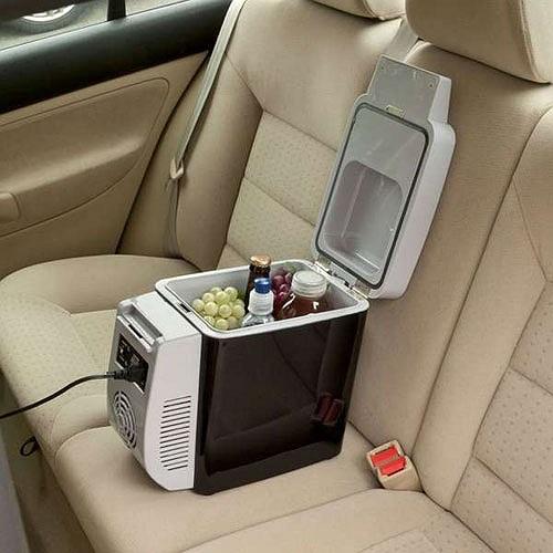 Ngăn lạnh di động, một phụ kiện hữu ích trên xe