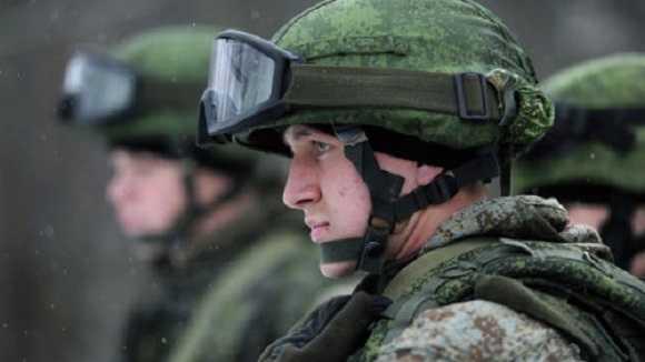 quân đội nga 2014