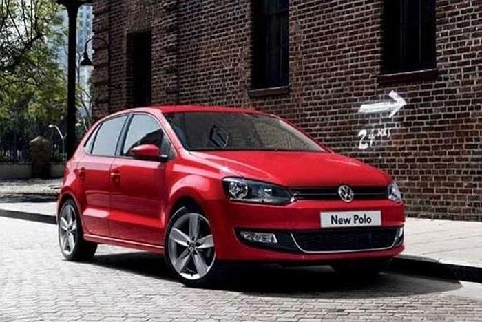 10. Volkswagen Polo Doanh số dự kiến năm 2013: 686.000 xe