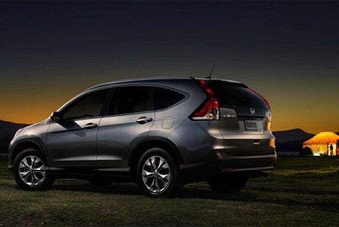 9. Honda CR-V Doanh số dự kiến năm 2013: 697.955 xe