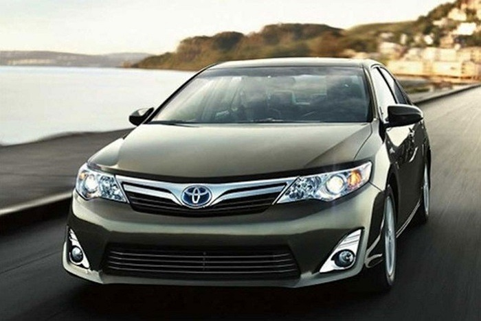 6. Toyota Camry Doanh số dự kiến năm 2013: 728.230 xe