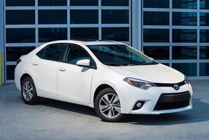 2. Toyota Corolla Doanh số dự kiến năm 2013: 1.001.141 xe