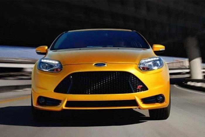 1. Ford Focus Doanh số dự kiến năm 2013: 1,1 triệu xe