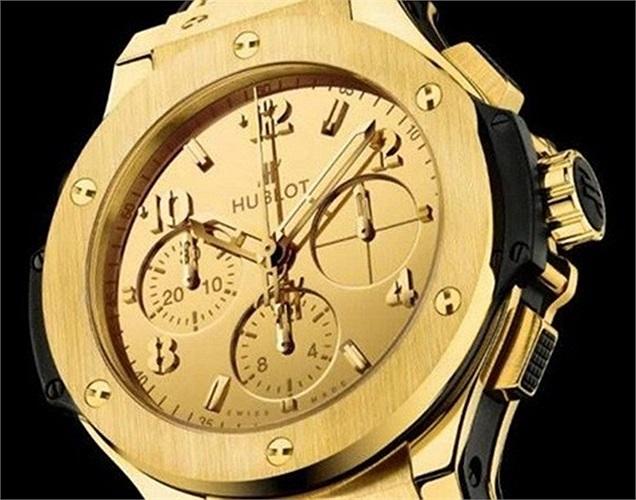 Kiệt tác số lượng có hạn của Hublot hợp tác với hãng kim hoàn Zegg & Cerlati là chiếc đồng hồ được mạ lớp vàng 18 carat. Loại đồng hồ đắt đỏ này chỉ có 50 chiếc và được bán độc quyền tại các cửa hàng của Zegg & Cerlati ở Monte Carlo, Ischgl, Áo và Samnaun, Thụy Sĩ.