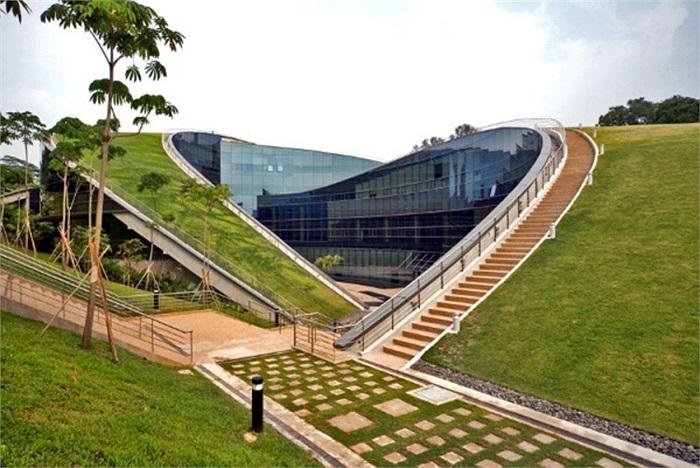 Trường đại học NanYang Polytechnic, Singapore.