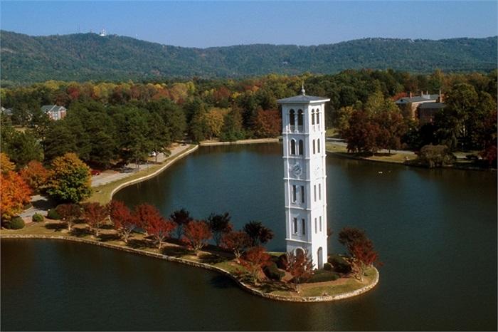 Trường đại học Furman, Mỹ.