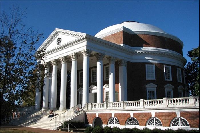 Trường đại học Virginia, Mỹ.