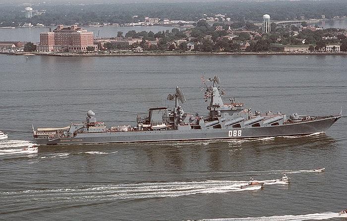 Tuần dương hạm Marshal Ustinov đã từng mang 3 số hiệu là 070, 088 và hiện nay là 055