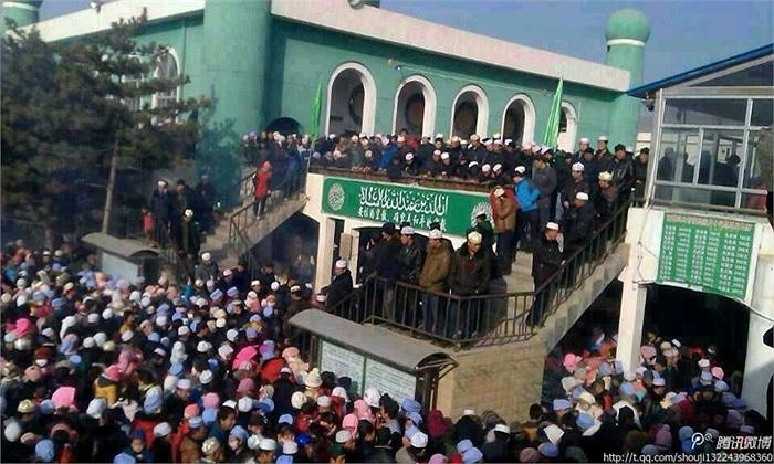 14 người chết và 10 người bị thương trong vụ giẫm đạp kinh hoàng ở huyện Tây Cát thuộc khu tự trị dân tộc Hồi Ninh Hạ, Trung Quốc hôm 5/1